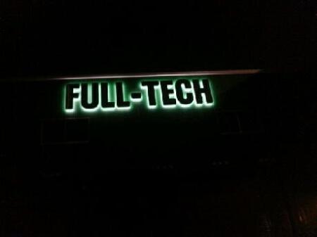 フルテック株式会社「LED SIGN SYSTEM」2