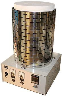 コンパクトサイズ縦型電気炉 FT-POT-200