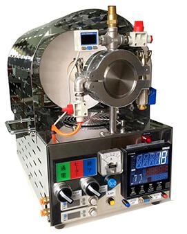 卓上型高温管状真空雰囲気炉 FT-01VAC-1650