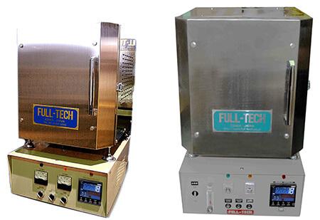 小型電気炉 高温卓上型マッフル炉 FT-1200G-300