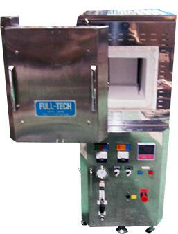 高温簡易雰囲気電気炉 FT-1700G-300 オールステンレス仕様