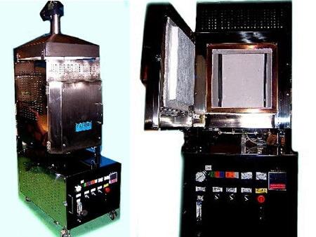 高温大型電気炉 FT-1700G-50