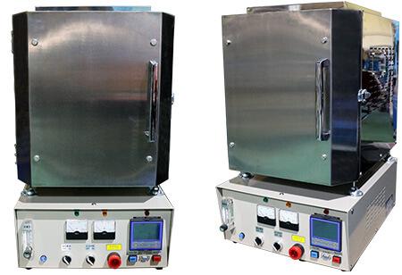 高温簡易雰囲気電気炉(SICヒーター) FT-1700-SIC