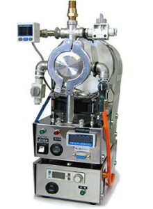 FT-01VAC-30とデジタル・ガス導入ユニット FT-DG0207の設置イメージ
