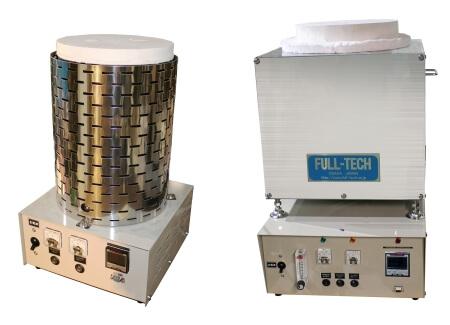 縦型管状ポット電気炉 FT-POTシリーズ