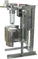 炉芯管のクリーニングやメンテナンスが簡単