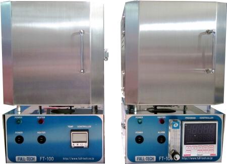 超小型簡易雰囲気電気炉 MINI-BOXシリーズ