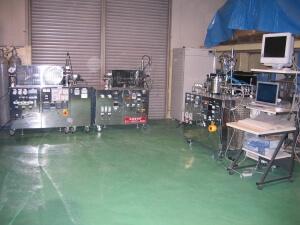 フルテック株式会社 デモ機器 展示スペース 2