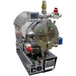 省スペース・省エネで更に超低価格な最大温度1,200℃の手のひらサイズの真空炉「FT-01VAC-30/50」です。