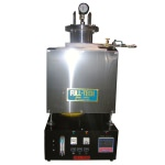 縦型管状ポット型雰囲気炉 FT-POT300-VAC-SP