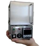 「手のひらサイズ」超精密小型電気炉 FT-01X