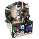 卓上サイズで省エネ仕様の管状真空雰囲気炉「FT-01VAC-1630/1650」です。